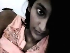 This is a video of an Indian girl, whose name is Avantika.