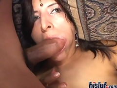 This indian slut is ready to screw