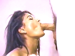 This Indian blowjob is astoundingly hot