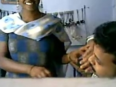 Indian couple gets frisky on camera