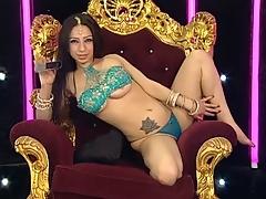 Shanti on the RLC Throne