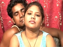 Sexy Desi Teen With Big Tits Penetrated